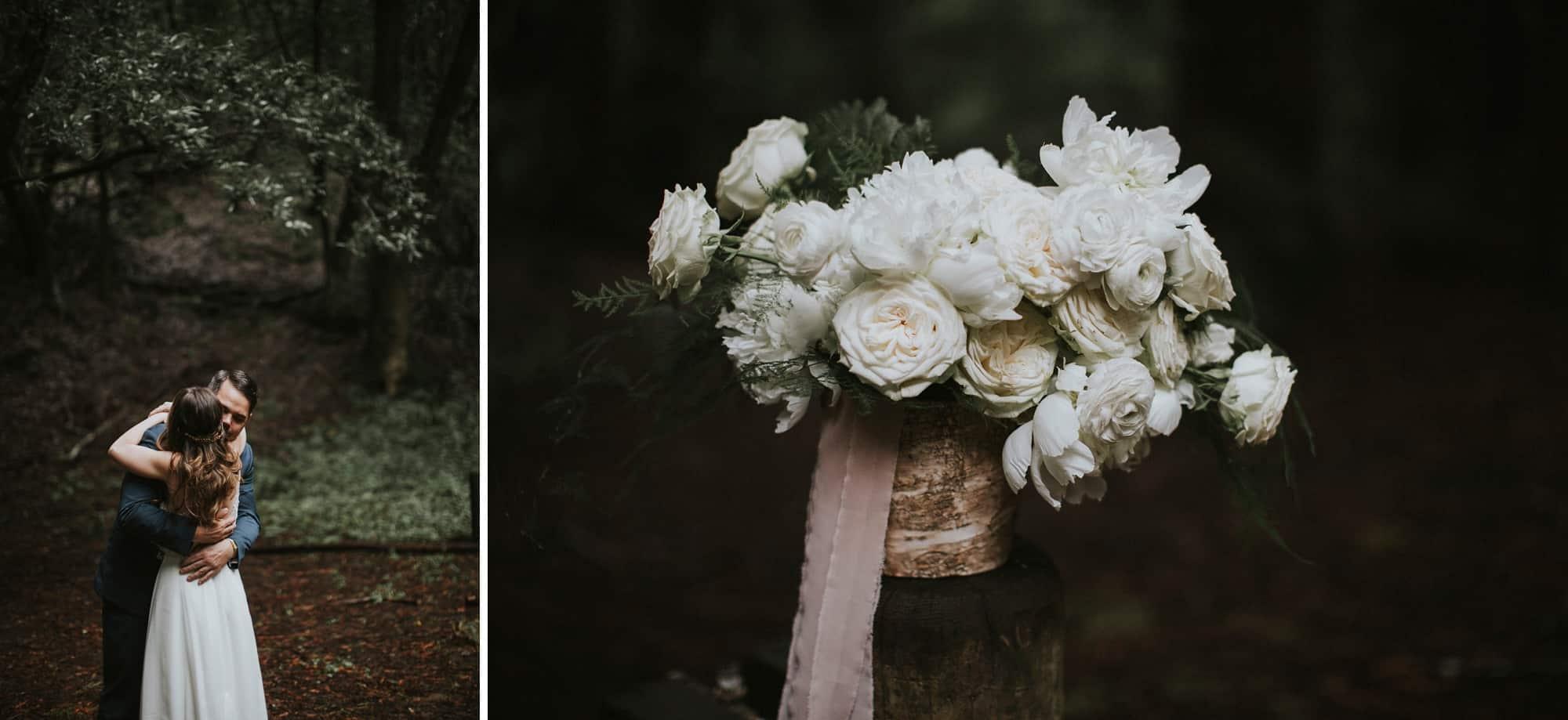 Victoria Carlson Lindsay Eugene Redwoods Northern California Bay Area Wedding 0015