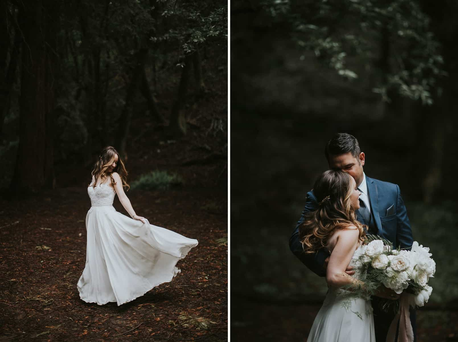 Victoria Carlson Lindsay Eugene Redwoods Northern California Bay Area Wedding 0017