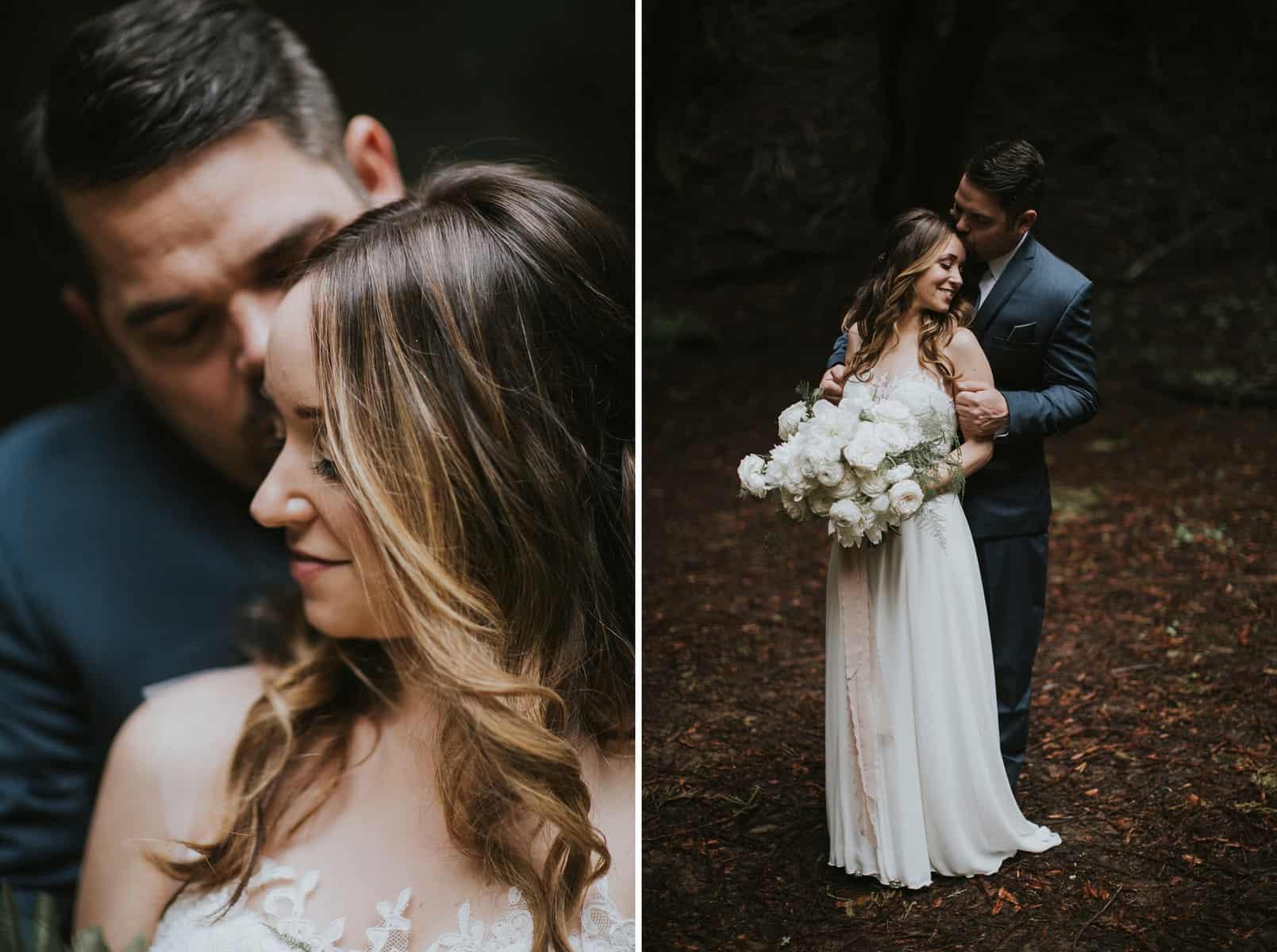 Victoria Carlson Lindsay Eugene Redwoods Northern California Bay Area Wedding 0020
