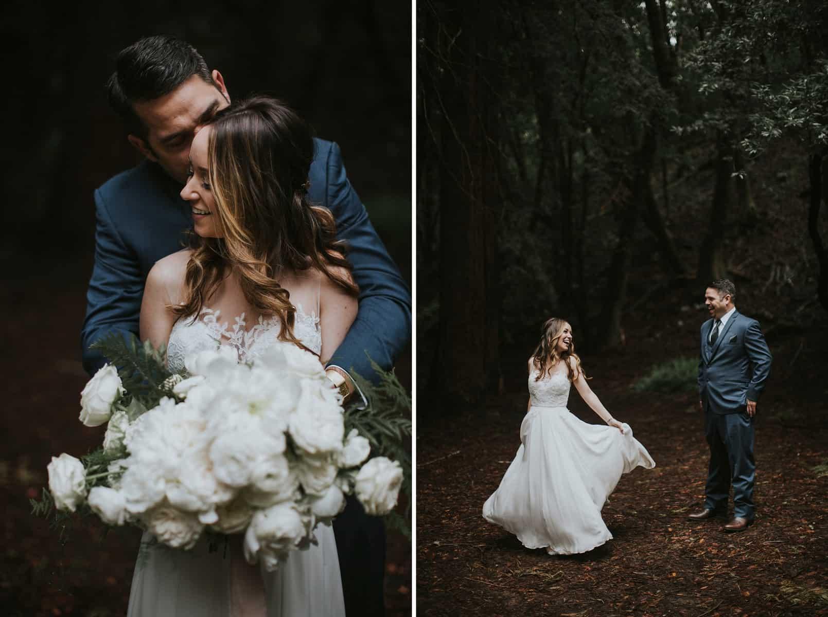 Victoria Carlson Lindsay Eugene Redwoods Northern California Bay Area Wedding 0022