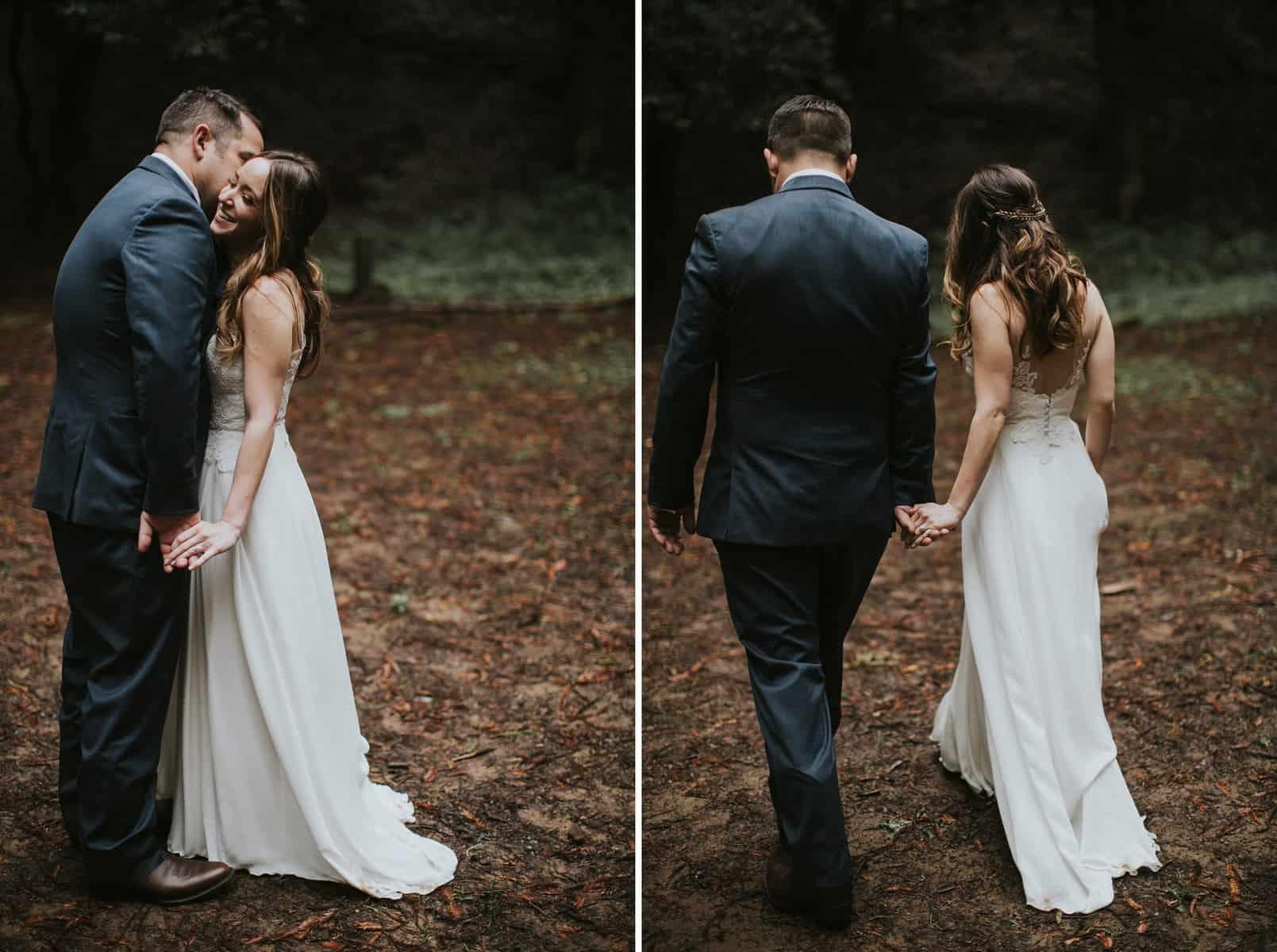 Victoria Carlson Lindsay Eugene Redwoods Northern California Bay Area Wedding 0029