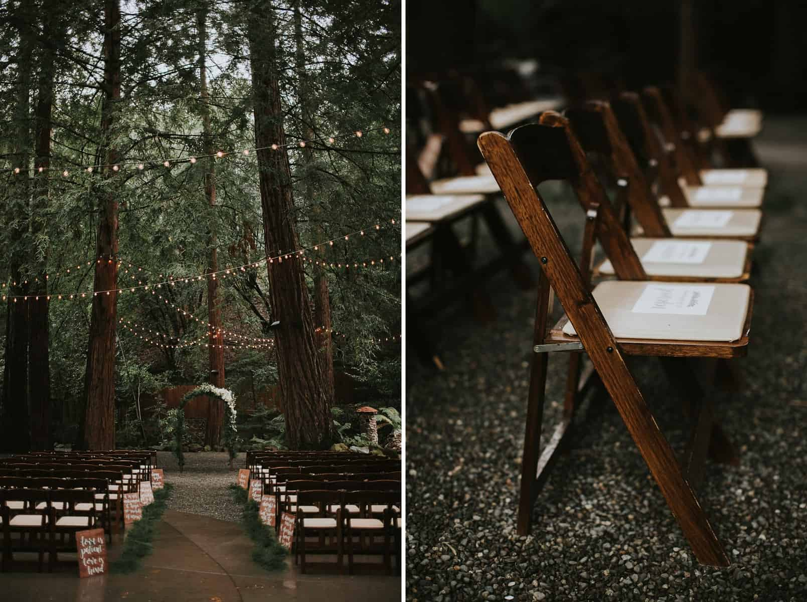 Victoria Carlson Lindsay Eugene Redwoods Northern California Bay Area Wedding 0041