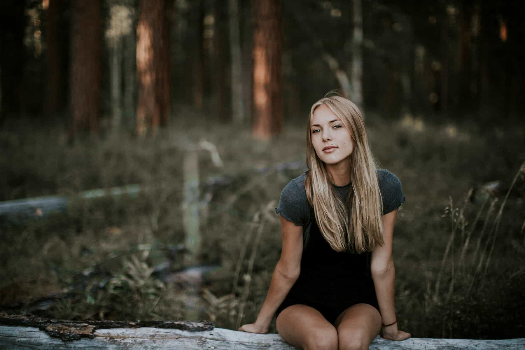 Victoria Carlson Bend Central Oregon Senior Photos Black Butte Ranch 0006