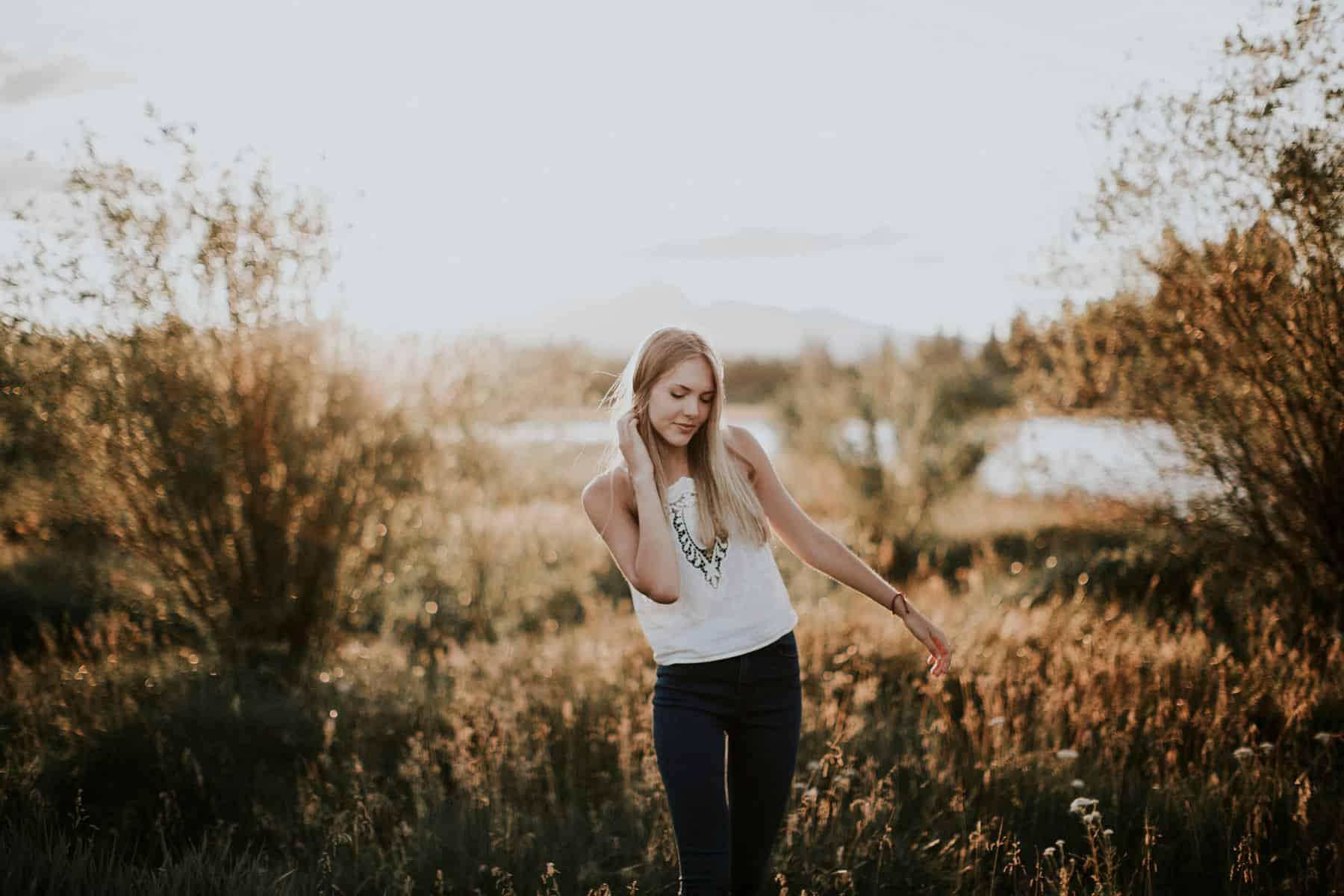 Victoria Carlson Bend Central Oregon Senior Photos Black Butte Ranch 0022
