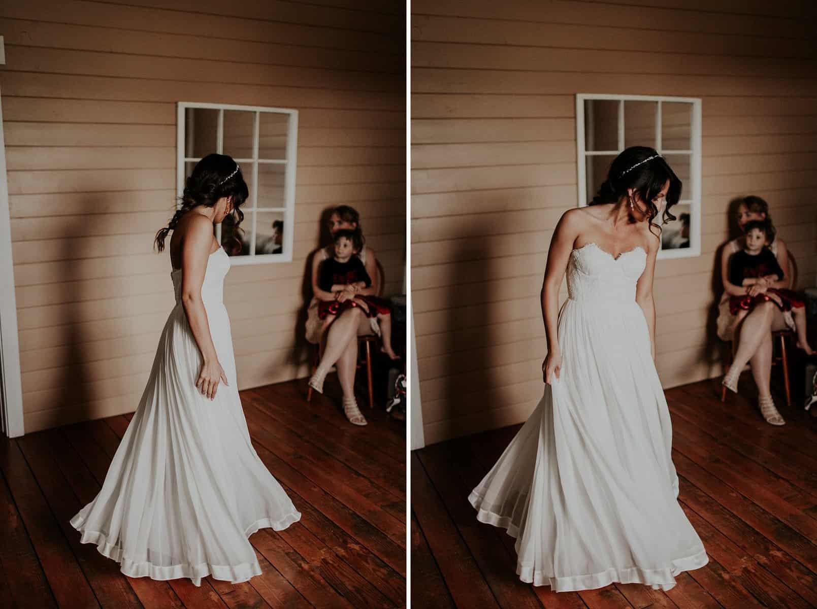 Northwest Oregon Classy Bohemian Country Wedding Victoria Carlson 0012