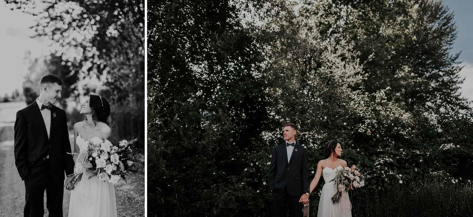 Northwest Oregon Classy Bohemian Country Wedding Victoria Carlson 0031