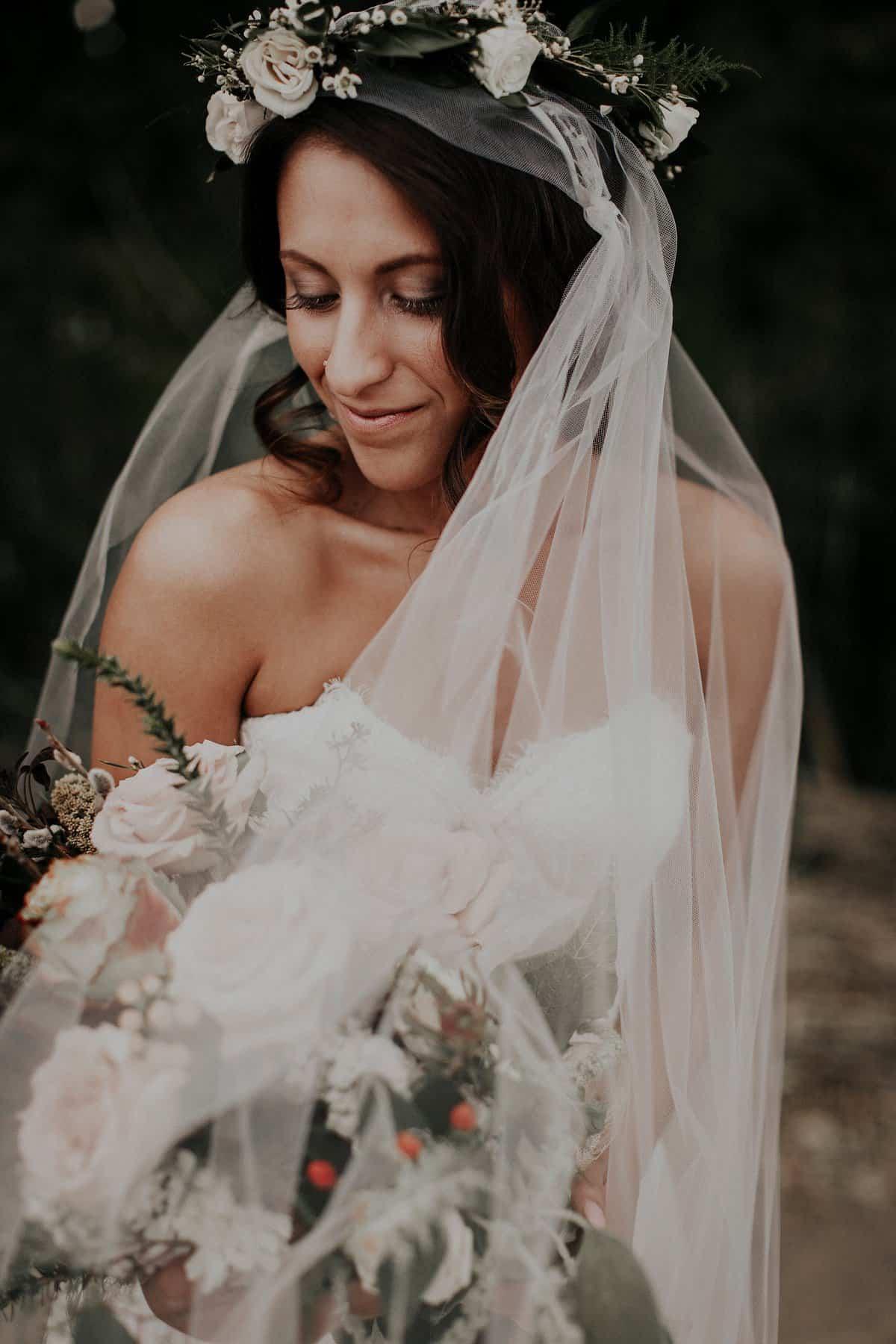 Northwest Oregon Classy Bohemian Country Wedding Victoria Carlson 0041