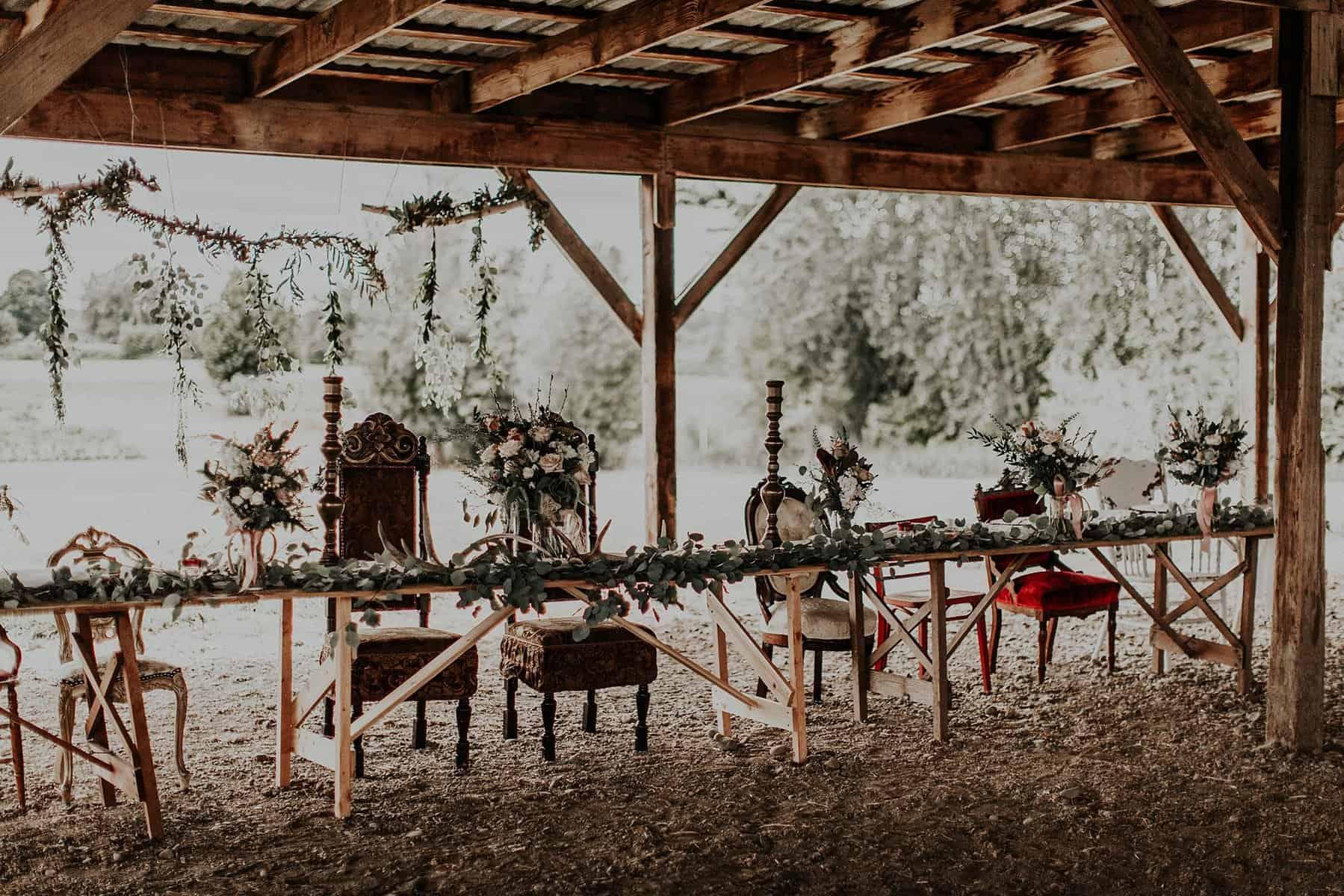 Northwest Oregon Classy Bohemian Country Wedding Victoria Carlson 0059