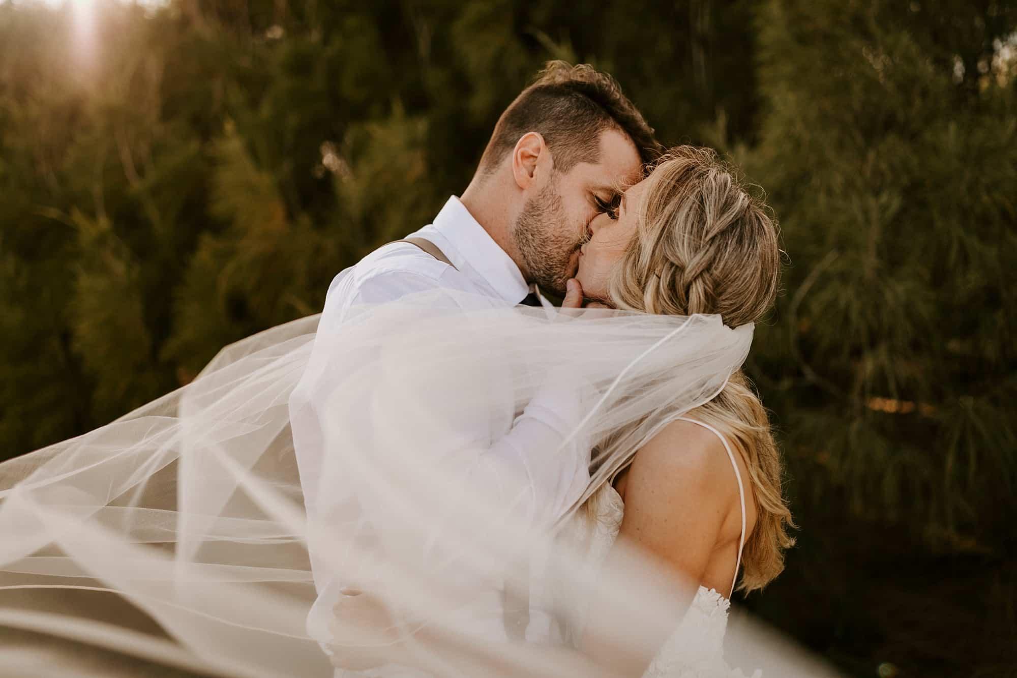 Kauai Hawaii Romantic Intimate Wedding