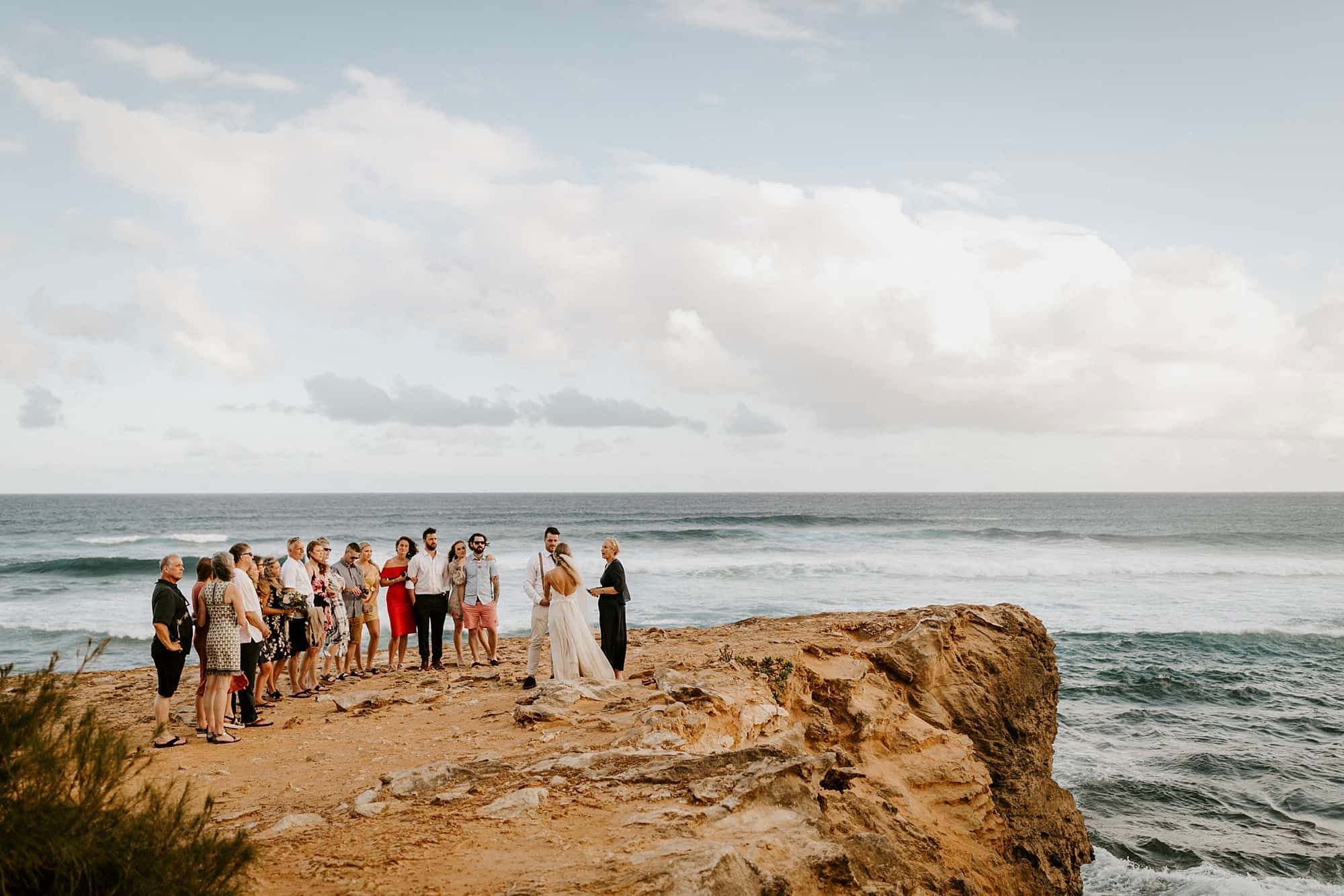 Kauai Hawaii Romantic Ceremony Intimate Wedding