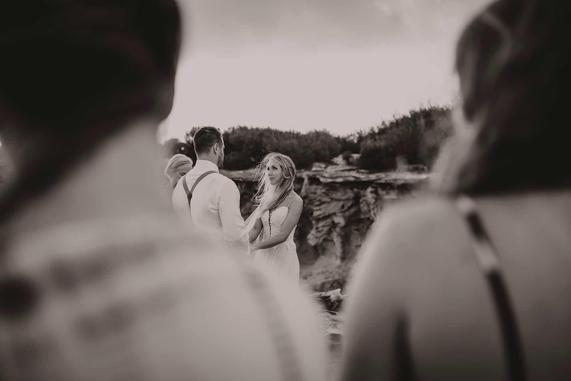 Kauai Hawaii Romantic Ceremony Intimate Wedding Poipu
